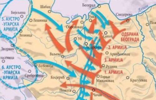 Kad SRBIN smisli: Znate li šta predstavlja ova MAPA i zašto se ona izučava na akademija ŠIROM SVETA?