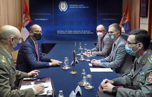 Ministar Stefanović na sastanku sa Fabricijem ukazao na ZNAČAJ pomoći iz Evropske Unije