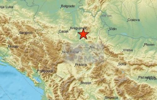 Dva nova zemljotresa u Hrvatskoj: Ponovo se treslo u Petrinji i Sisku (FOTO)