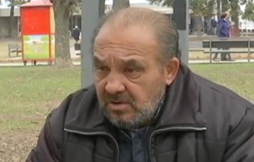 Beskućnik Sava pomaže onima kojima je JOŠ TEŽE: Dirnuće vas kada čujete šta mu je jedina želja