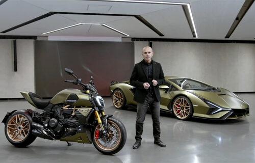 """Giganti iz Italije dobili """"bebu"""": Predstavljamo Ducati Diavel 1260 Lamborghini (VIDEO)"""