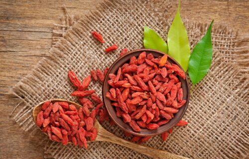 Deo tradicionalne kineske medicine: Godži bobice imaju veliku nutritivnu vrednost