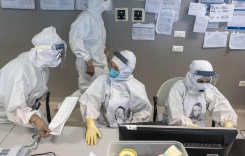 Najveće ŽARIŠTE koronavirusa u Evropi: Ova zemlja ima PREKO 20.000 zaraženih dnevno