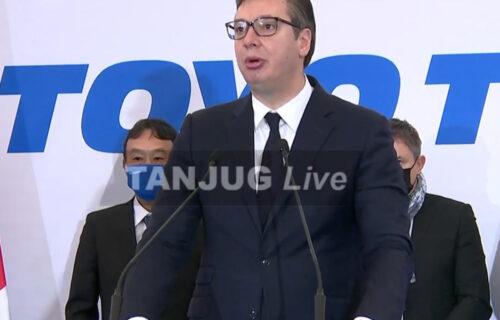 Vučić o kampanji koja se vodi protiv njega u hrvatskim medijima: Ovo je ORGANIZOVANA akcija