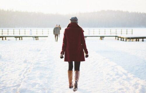 Danas hladnije, uveče SNEG, a stiže i ledena kiša: Meteorolozi otkrili šta nas očekuje u narednim danima