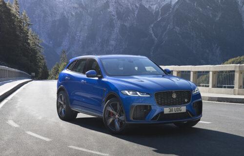 Snažan i moderan: Predstavljen Jaguar F-Pace SVR (VIDEO)