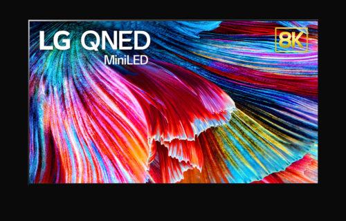 Korejci najavili QNED TV i šokirali konkurenciju (VIDEO)