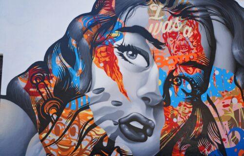 Neobičan umetnički kutak: Otvorena je onlajn izložba o uličnoj umetnosti u Beogradu
