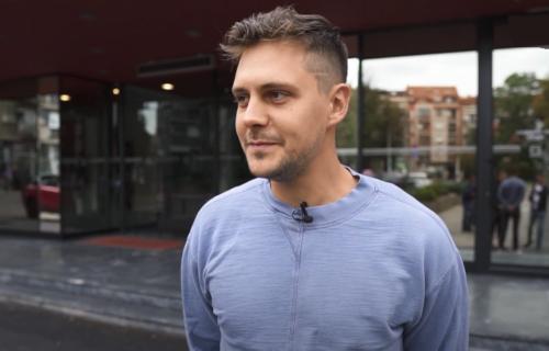 Veliki uspeh: Miloš Biković je izabran za najpopularnijeg glumca u Rusiji
