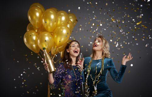 kako proslaviti novu godinu kod kuce