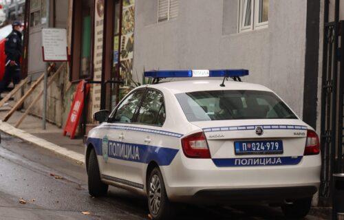 UDES kod Valjeva: Zbog saobraćajke se vozila naizmenično propuštaju