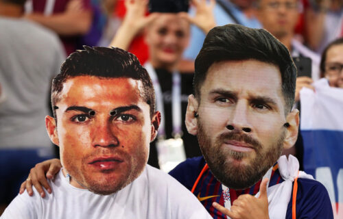 Poređenje najvećih: Ronaldo je bolestan, ali mnogo pristupačniji od Mesija