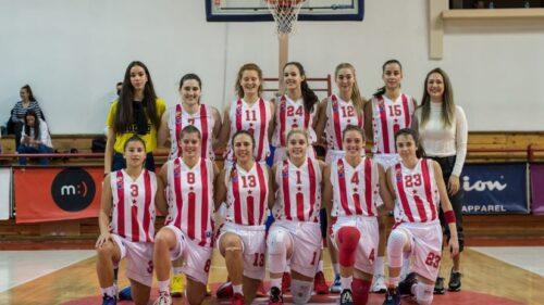 Prvi trijumf: Crveno-bele dame slavile u 3. kolu Evrokupa