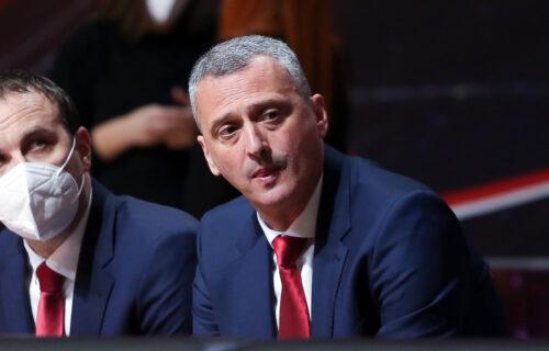 Radonjić razočaran posle novog neuspeha: Loše smo igrali odbranu skoro svih 40 minuta