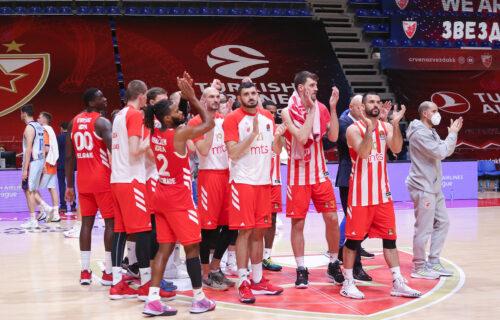 Davidovac može, ali ovaj košarkaš ne: Zvezda iznenadno oslabljena u Podgorici na ključnom meču ABA lige!