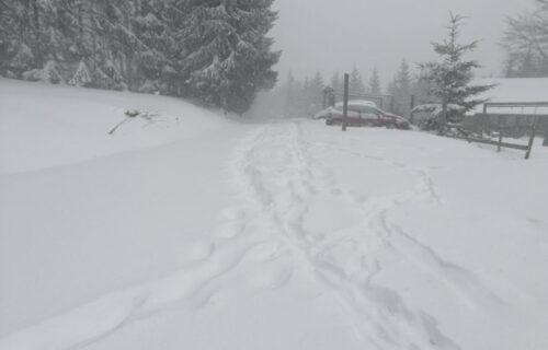 """Preti nam debeli MINUS i mećava: Snežna oluja """"Filomena"""" iz Španije stiže u Srbiju"""