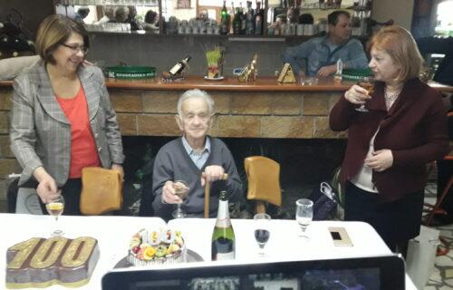 Miljko (102) je jedan od najstarijih Šumadinaca: Ovo je njegova tajna za dug život