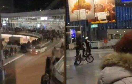 HITNA EVAKUACIJA na aerodromu u Frankfurtu: Nastala uzbuna zbog pištolja