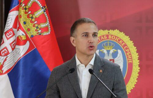 Ministar Stefanović: Hotijevim optužbama na račun Vučića ne veruju ni kosovski Albanci