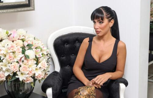 Aleksandra Subotić prijaviće ženu koja je uhodi: Može da mi OTME dete i da traži NOVAC, bojim se! (VIDEO)