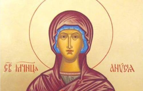 Danas vernici slave Svetu Anisiju: Zaštitnica devojaka će vas blagosloviti ako izgovorite ove reči