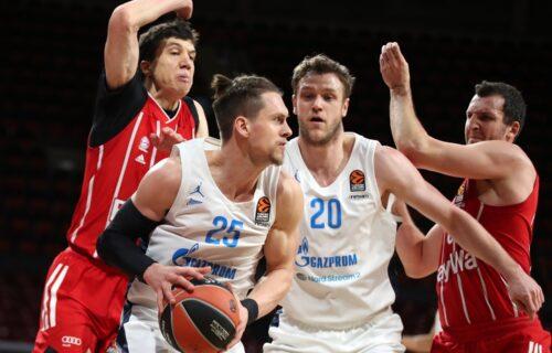 Čudesni Zenit u TOP 8: Panatinaikos zaleđen na -29, Pangos odigrao partiju života!