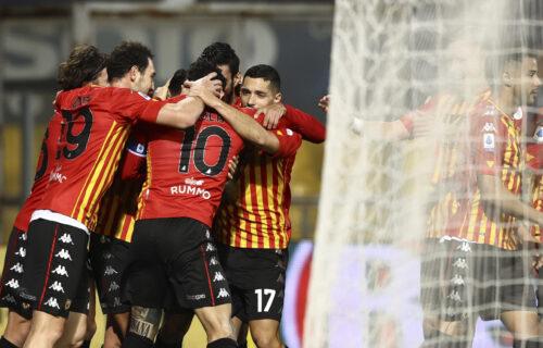 Zaza spasao Torino novog poraza: Benevento u poslednjem minutu ispustio tri boda