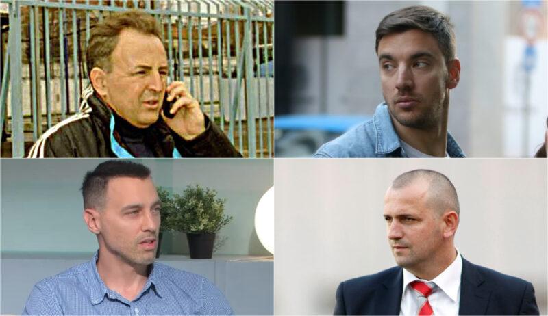 Ovo su svi MUŠKARCI Cece Ražnatović: Izbrojali smo ih DEVET, a jedan je završio u logoru! (FOTO)