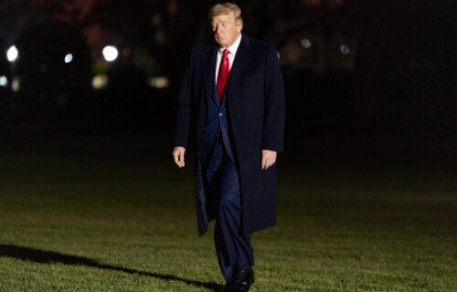 Vanredno stanje u Vašingtonu: Tramp prelomio, biće napeto narednih dana