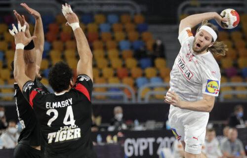 Rukometna drama kakva se retko viđa: Sedmerci rešili pobednika na meču Egipta i Danske! (VIDEO+FOTO)