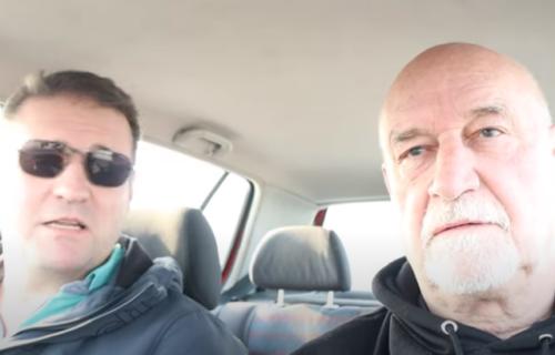 """Sramno! Dva engleska IDIOTA popljuvala Srbiju: """"Beograd je WC Evrope, Srbi su režali na nas"""" (VIDEO)"""