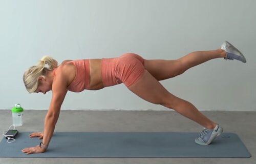Napor za telo, ali i za dušu: 30 minuta ispita vaše izdržljivosti (VIDEO)