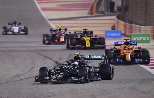 Obavestio sve sa kojima je bio u kontaktu: Vozač Formule 1 izgubio čulo mirisa i ukusa (FOTO)