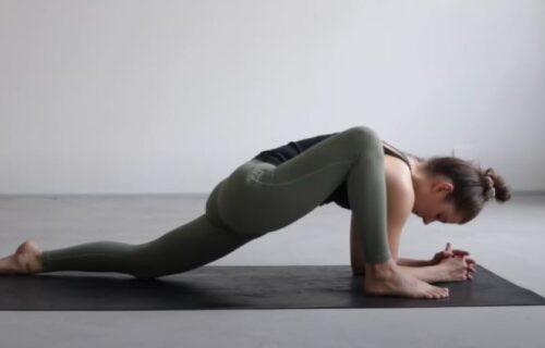 Fleksibilnost, mobilnost i opuštanje: Radite svaki dan 15 minuta ove vežbe i preporodićete telo (VIDEO)