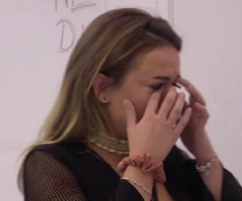 Zadrugarka jecala kada je ispričala POTRESNU životnu priču: IZBACILI su me iz kuće, bilo je teško (VIDEO)