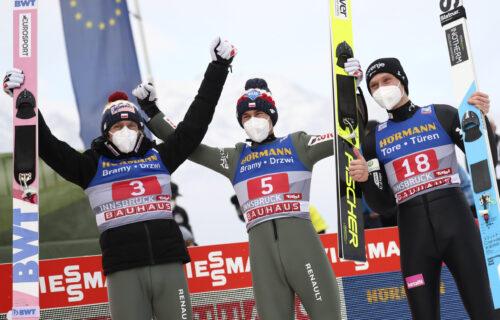 Ubedljiv trijumf Poljaka u Insbruku: Stoh blizu treće pobede na prestižnom takmičenju (FOTO)