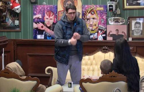 Kristijan ZAPREPASTIO pričom o Oliveru Dragojeviću: Udario je nekom dečku ŠAMAR, mi u šoku... (VIDEO)