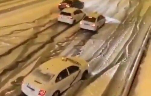 NEZAPAMĆENE padavine: Iz evropske zemlje stigli APOKALIPTIČNI prizori, cela država zavejana (VIDEO)