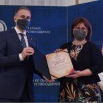 "Ministar Stefanović prisustvovao svečanosti: Obeležen Dan Medija centra ""Odbrana"" (FOTO)"