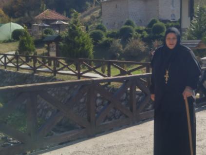 TUGA! Preminula mati Darija, igumanija manastira Davidovica