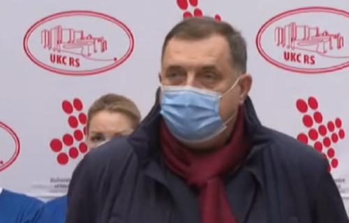 Uprkos HRABROSTI nije uspeo da savlada koronu: Dodik se oglasio o SMRTI Milutinovića