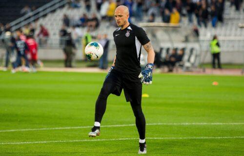 Stojković napušta Partizan: Stevanović ponovo izvisio, ovo je prvi golman Partizana