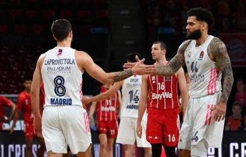 Korona u Madridu: Košarkaš Reala pozitivan na COVID-19