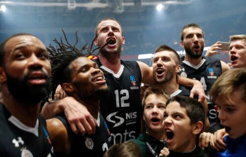 Neverovatan rekord Novice Veličkovića: Protiv Borca je ispisao nove stranice Partizanove istorije!
