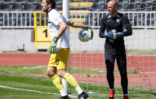 Hitna reakcija Partizana: Crno-beli vratili golmana za Beograd!