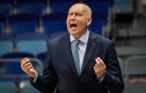 Logičan rasplet događaja: Trener kriv za najgoru sezonu u Evroligi u poslednjih nekoliko godina (FOTO)