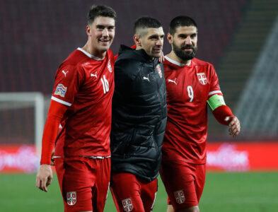 Mitrović pred prelaskom u Madrid: Igraće sa još jednim Srbinom!