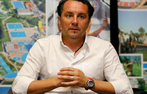 Vlasnik Olimpije ima lepe želje: Bivši trener Zvezde na meti kluba iz Ljubljane (FOTO)