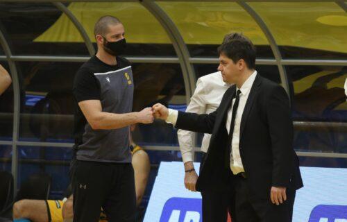 Filipovski nakon Splita: Teško gostovanje, srećan sam što se košarka vraća ovde