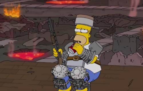 Novo PREDVIĐANJE Simpsonovih ŠOKIRALO sve: Evo kako će izgledati Amerika 20. januara 2021. godine (VIDEO)